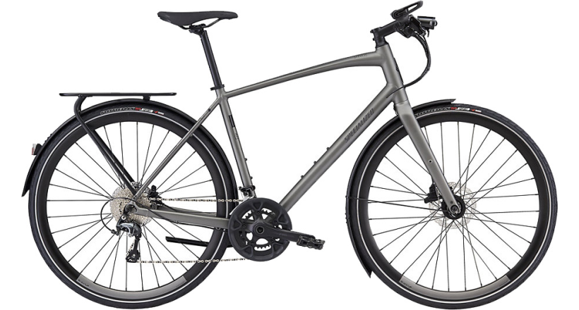 Specialized Sirrus Elite EQ - Black Top LTD