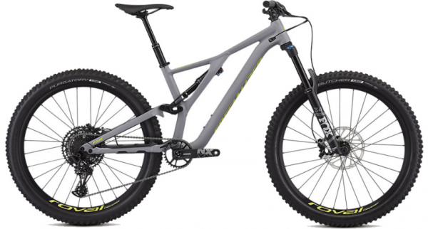 Specialized Stumpjumper Comp Alloy 27.5 - 12-speed