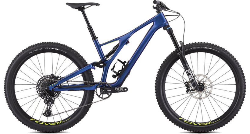 Specialized Stumpjumper Comp Carbon 27.5-12-speed